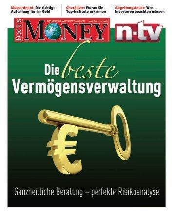 Alle Risiken klar aufzeigen - Frankfurter Volksbank eg