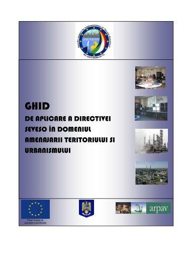 ghid de aplicare a directivei seveso în domeniul amenajarii ... - IGSU