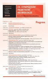 31. 5.–1. 6. 2012, Hotel International Brno - Solen