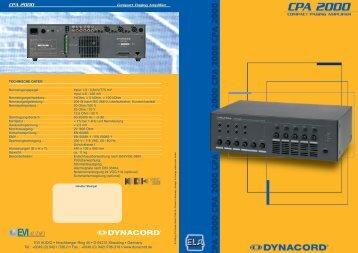 CPA 2000 - Udo Erpenstein GmbH
