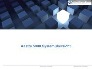 Aastra 5000 - Business Voice GmbH