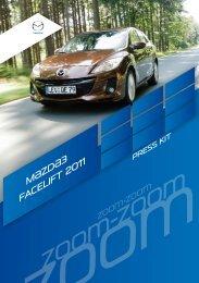 Mazda3 facelift - AUSmotive.com