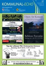 2013-27 - Stadt Kuppenheim