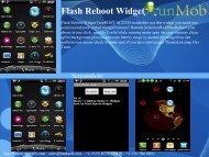 Flash Reboot Widget - RunMob