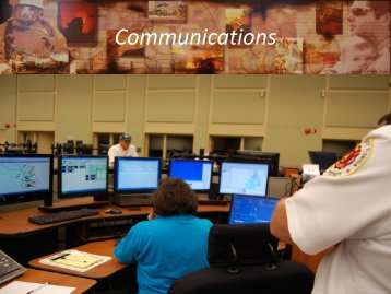 Communications - St. Lucie County Fire District