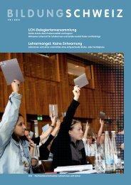 Heft 7/8 2012 - beim LCH