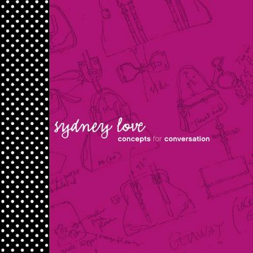 Sydney Love Handbags - We Create Solutions