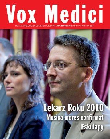 Vox Medici 4/2011