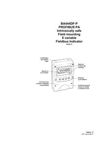 Instruction Manual - Ex-Baltic