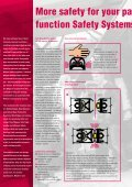 Safety Systems for Buses and Trains - Mayser Sicherheitstechnik - Page 2