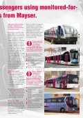 Safety Systems for Buses and Trains - Mayser Sicherheitstechnik - Page 3