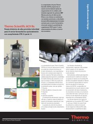 Thermo Scientific AC9 Rx
