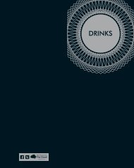 DRINKS - GuestlistSPOT.com