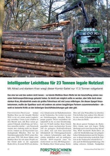 März 2012 - Huttner Fahrzeugbau GmbH