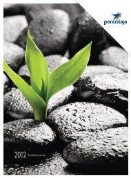 2012Vuosikertomus - GlobeNewswire