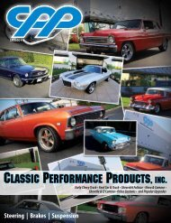 new location! - Classic Performance Products