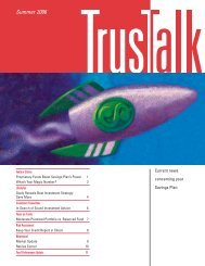 Halliburton: Employee Savings Plan Newsletter