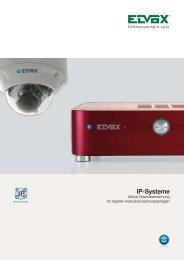 IP-Systeme - Elvox