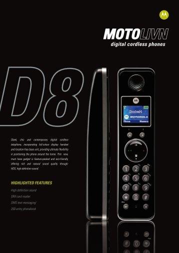 D802 - Motorola