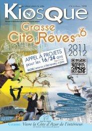 Kiosque d'octobre 2011 - Grasse