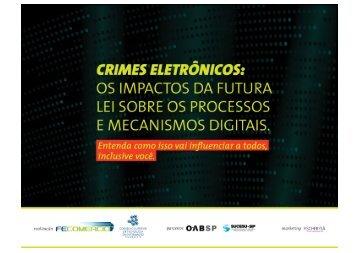 unidade de repressão a crimes cibernéticos - Fecomercio