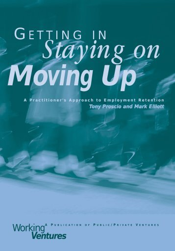 Getting In Staying On Moving Up - GiveWell