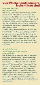 Jahreskurs Typografie - Gorbach - Seite 4