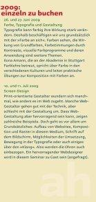 Jahreskurs Typografie - Gorbach - Seite 5