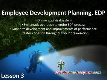 here - People Development Planning