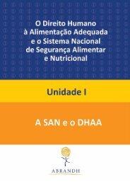 Módulo 4: Colocando o DHAA em prática1