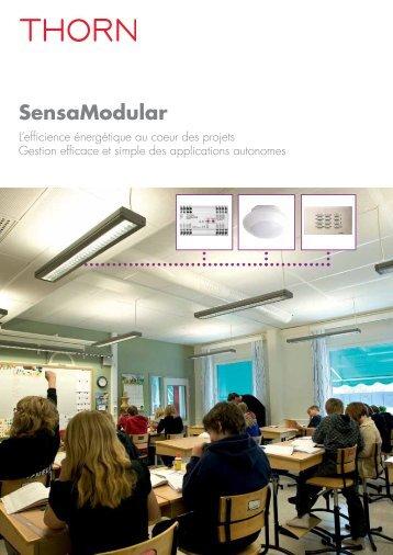 brochure SensaModular. - THORN Lighting