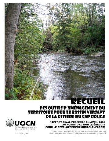 Recueil - Nature Québec