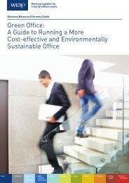 Green Office: A Guide to Running a More Cost-effective and ... - Wrap
