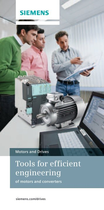 Tools for efficient engineering - Siemens Industry, Inc.