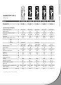 Carastéristiques techniques/ tarif camping-car - Dethleffs - Page 5