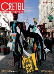 Vivre Ensemble - Mai 2007 - Créteil