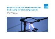 Energiepolitik - KZEI