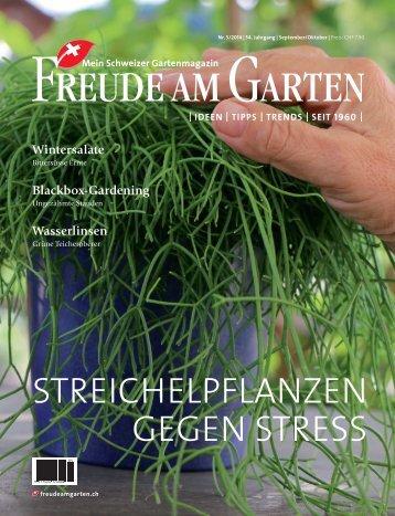 Freude am Garten 5/2014