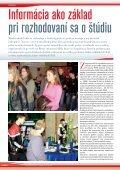 Marec 2010 - Ústredie práce, sociálnych vecí a rodiny - Page 6