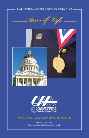 Program - California Ambulance Association