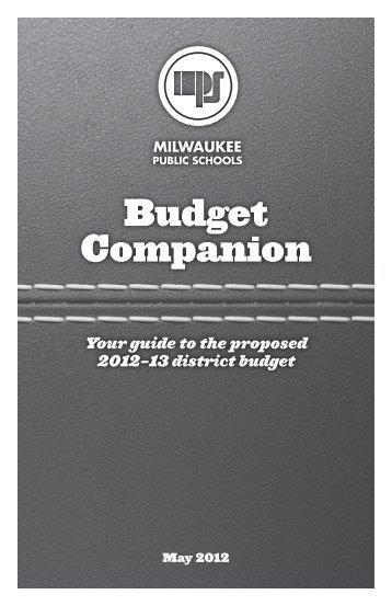 Here's - Milwaukee Public Schools