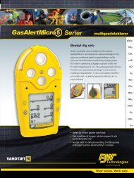 Serier - BW Technologies Ltd.