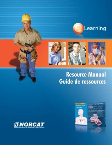 Resource Manual Guide de ressources - NORCAT