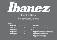 Untitled - Ibanez Guitars
