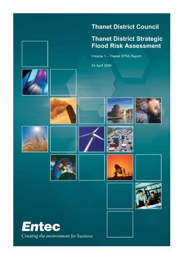 Strategic Flood Risk Assessment Report Volume 1 - Thanet District ...