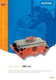 Scie de carreleur SMS 202 - Norton Construction Products