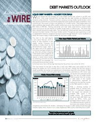 The Wire - Spring 2013 - Livingstone Partners