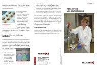 Forschung und Enwicklung DE - Belfor