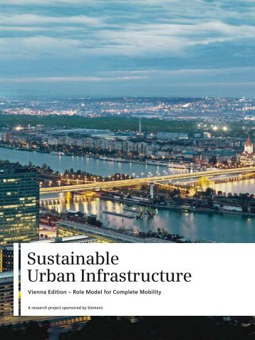 Sustainable Urban Infrastructure
