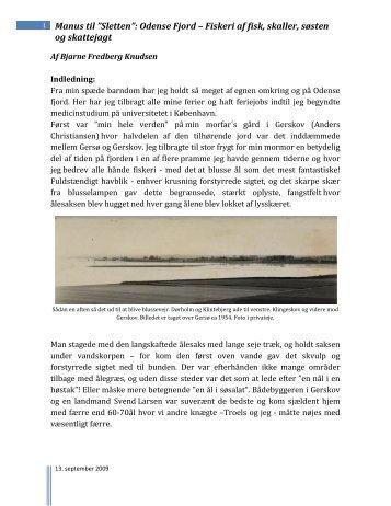 Sletten - Odense Fjords Naturskole